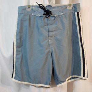 4/$20 Old Navy athletic M board shorts swim trunk